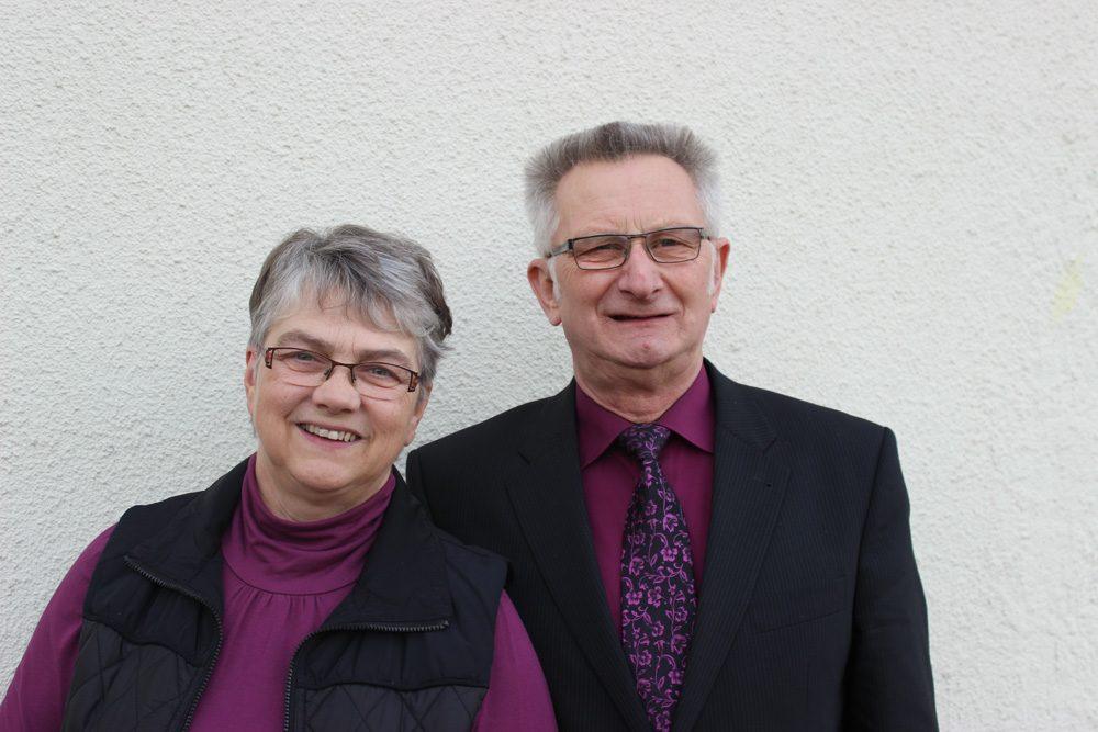 Martina + Heinz Nitzsche